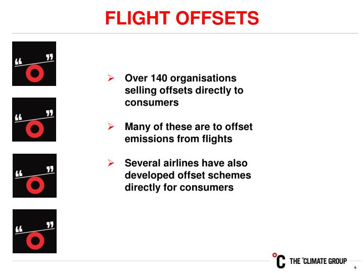 FLIGHT OFFSETS