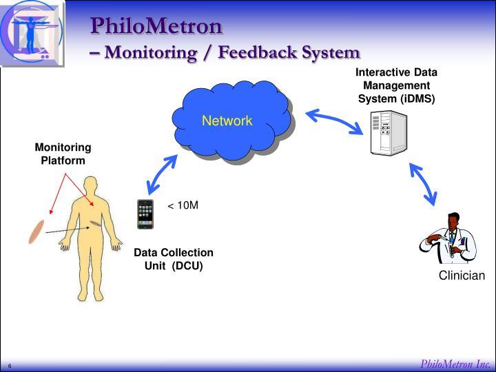 PhiloMetron