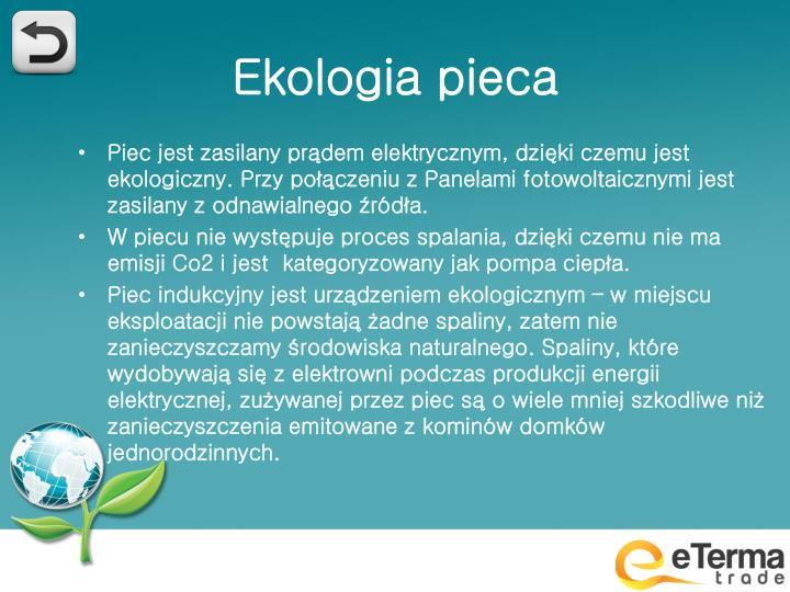 Ekologia pieca