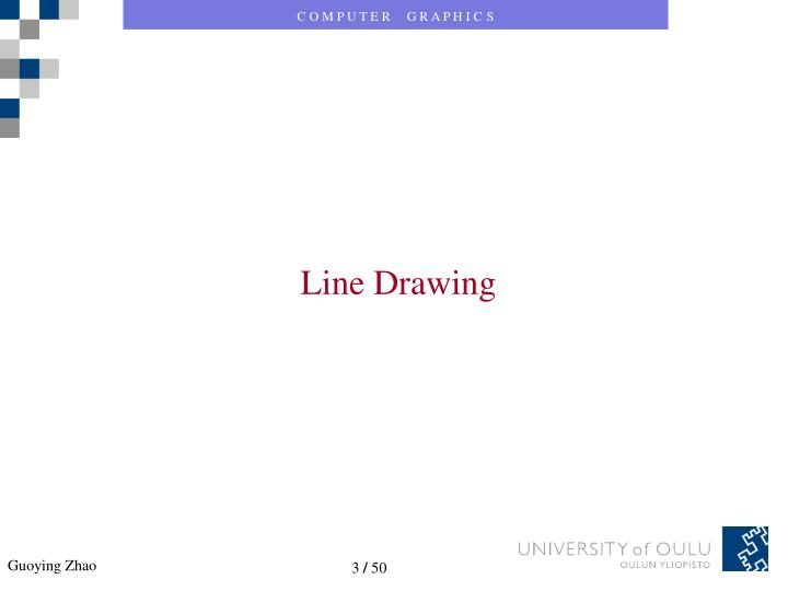 Line Drawing