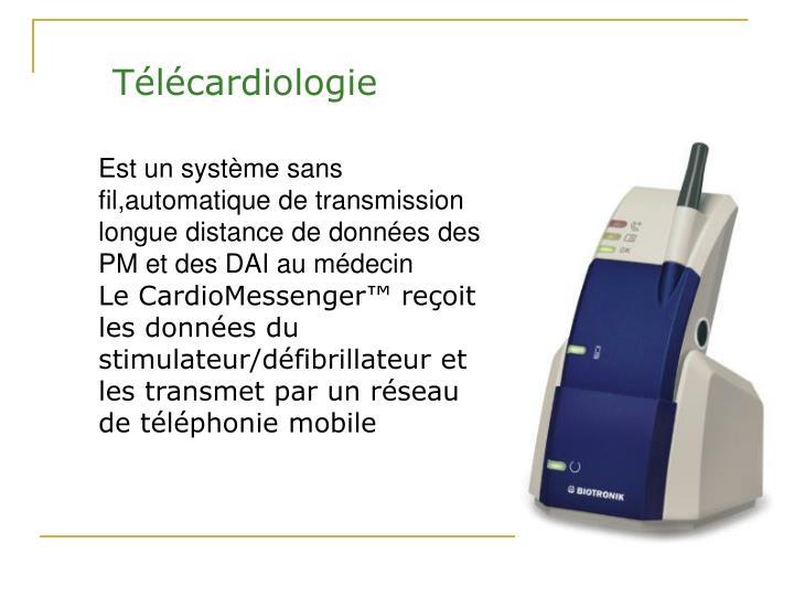 Télécardiologie