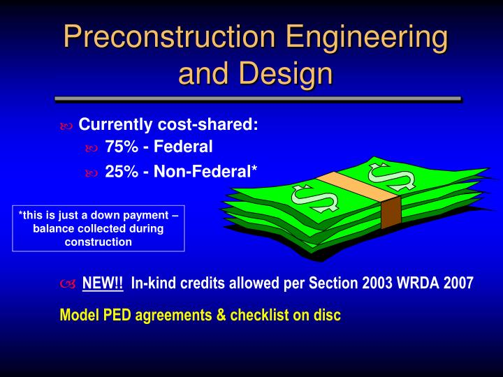 Preconstruction Engineering