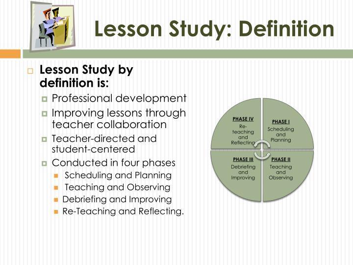 Lesson Study: Definition