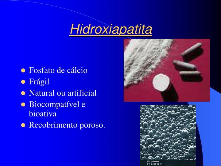 Hidroxiapatita