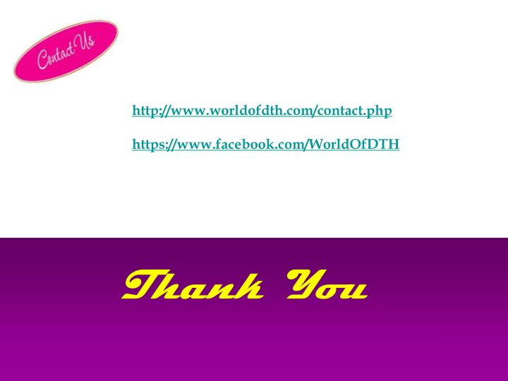 http://www.worldofdth.com/contact.php