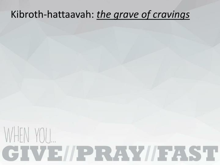 Kibroth-hattaavah