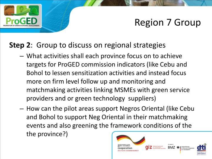 Region 7 Group