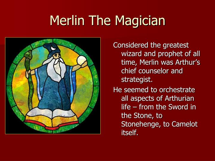 Merlin The Magician
