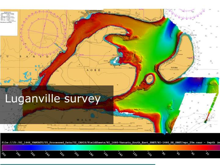 Luganville survey