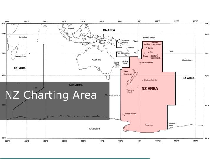 NZ Charting Area