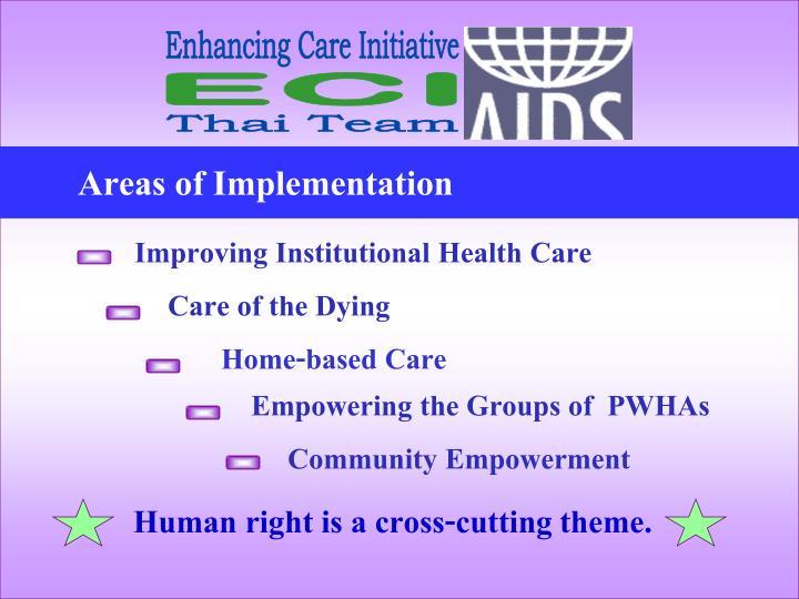 Enhancing Care Initiative