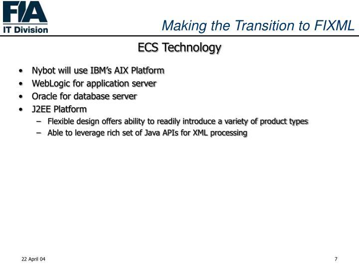 ECS Technology