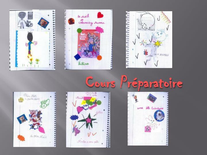 Cours Préparatoire