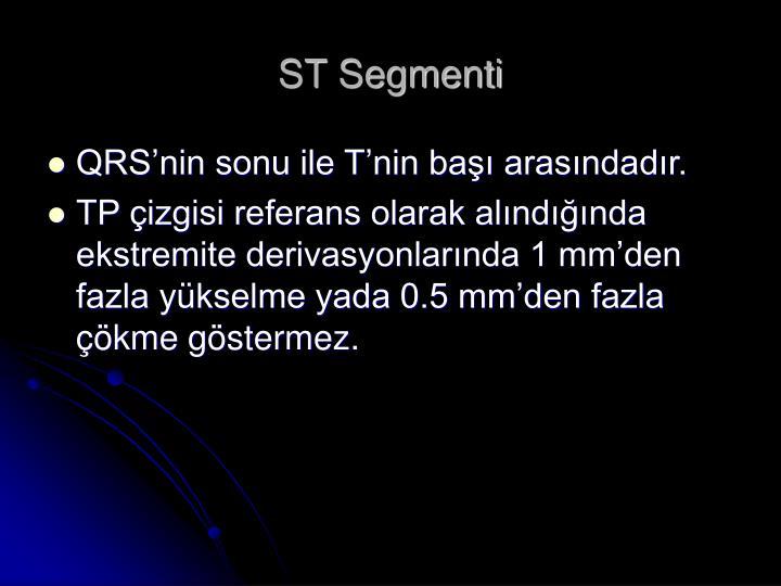 ST Segmenti