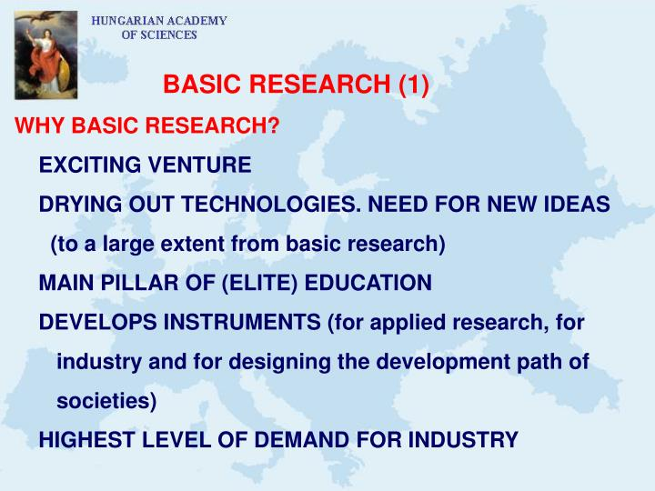 BASIC RESEARCH (1)