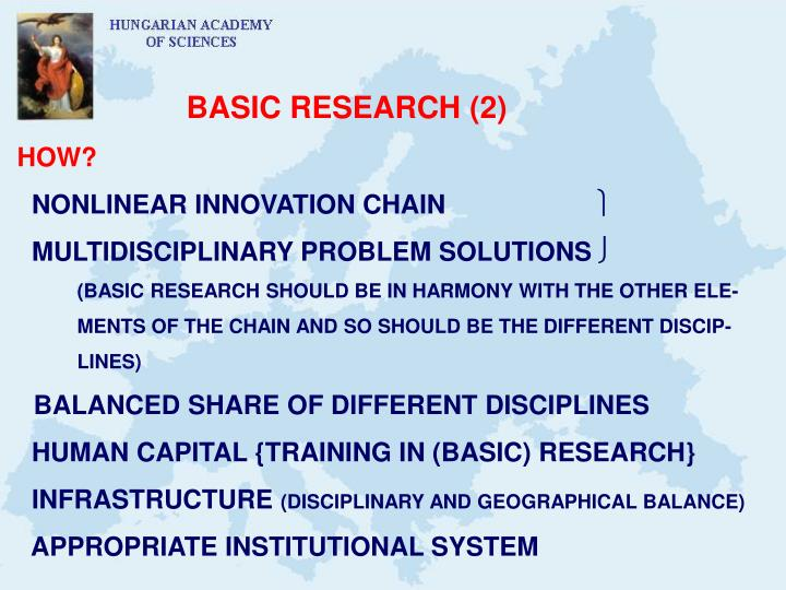 BASIC RESEARCH (2)