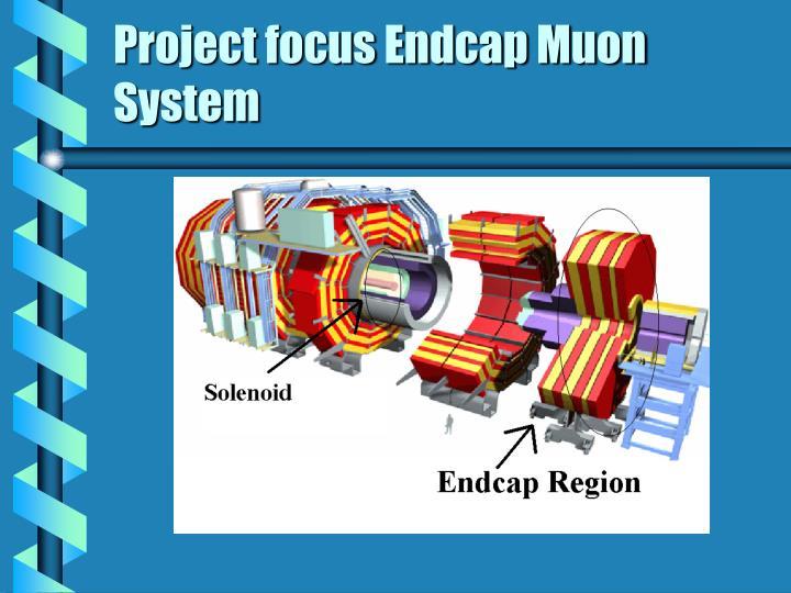 Project focus Endcap Muon System