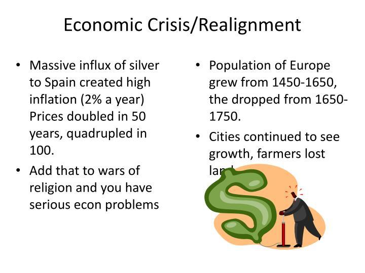 Economic Crisis/Realignment