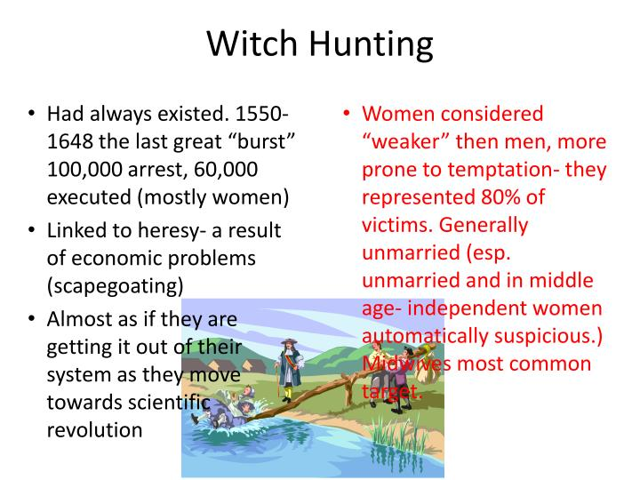 Witch Hunting