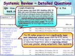 systemic review detailed questions3