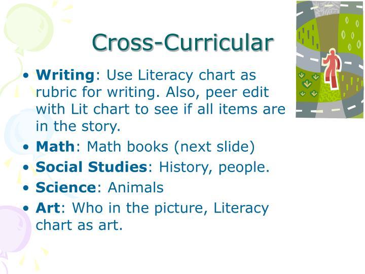 Cross-Curricular
