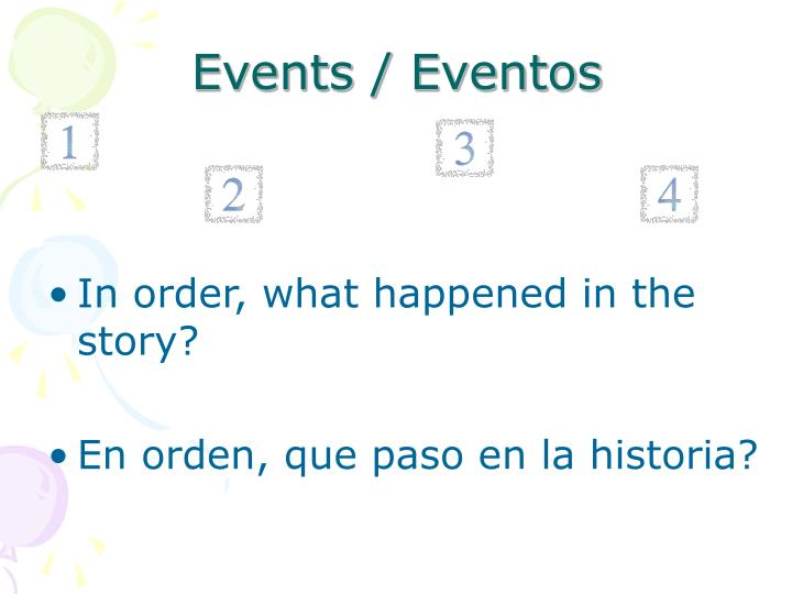 Events /