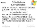 diffie hellman key generation1