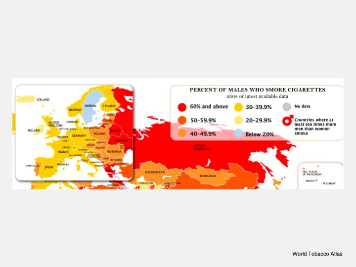 World Tobacco Atlas