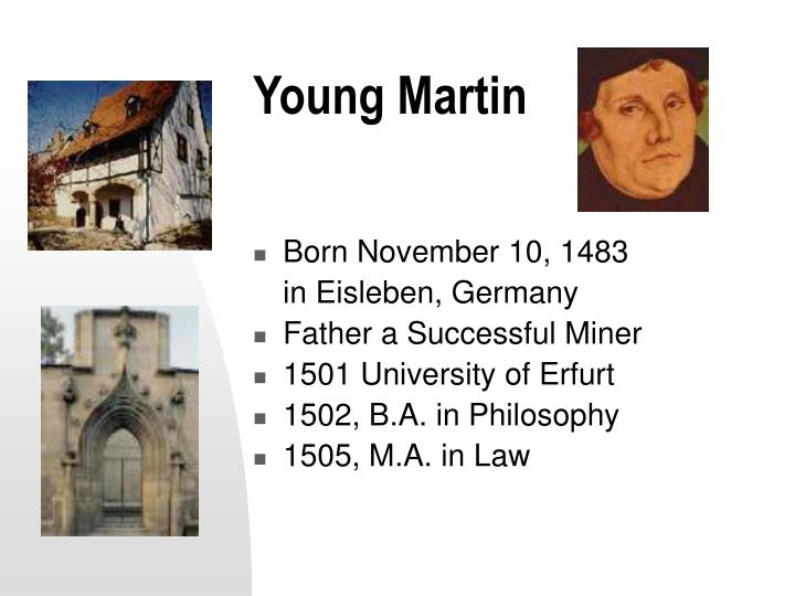 Young martin