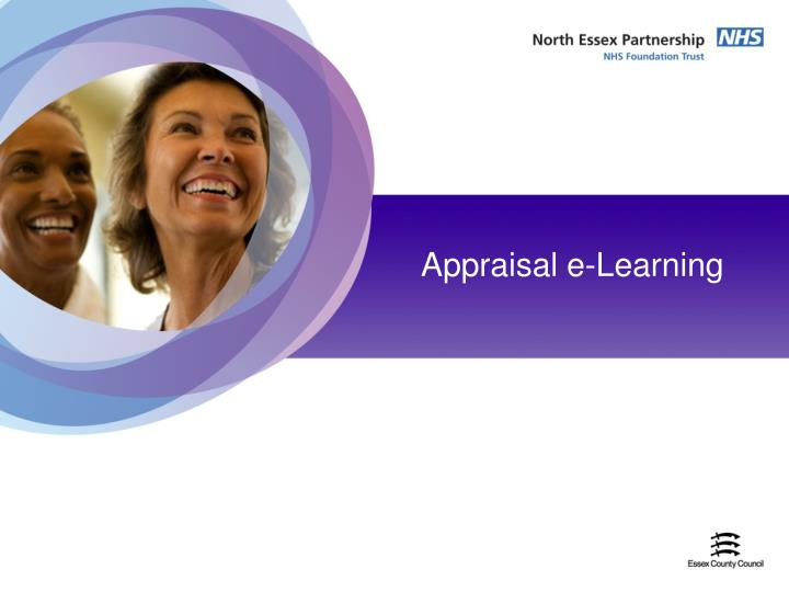 Appraisal e-Learning