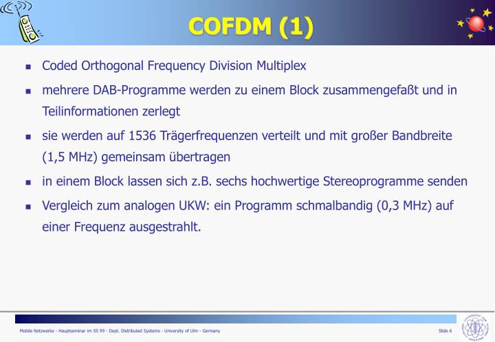 COFDM (1)