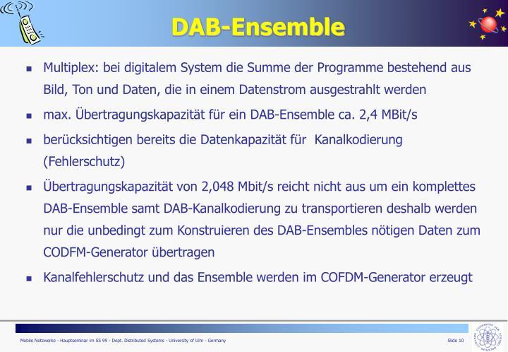 DAB-Ensemble