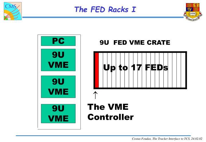 The FED Racks I