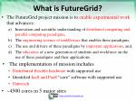 what is futuregrid