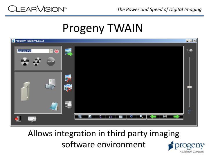 Progeny TWAIN
