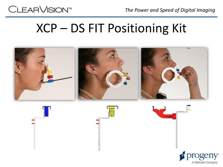 XCP – DS FIT Positioning Kit