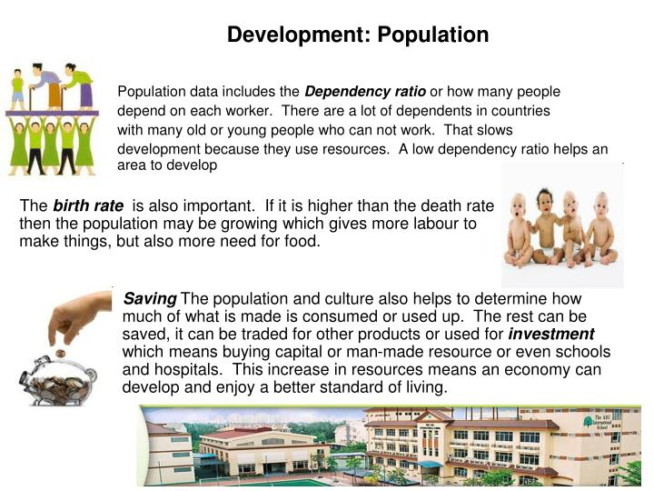 Development: Population
