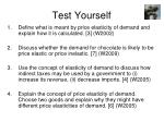test yourself3