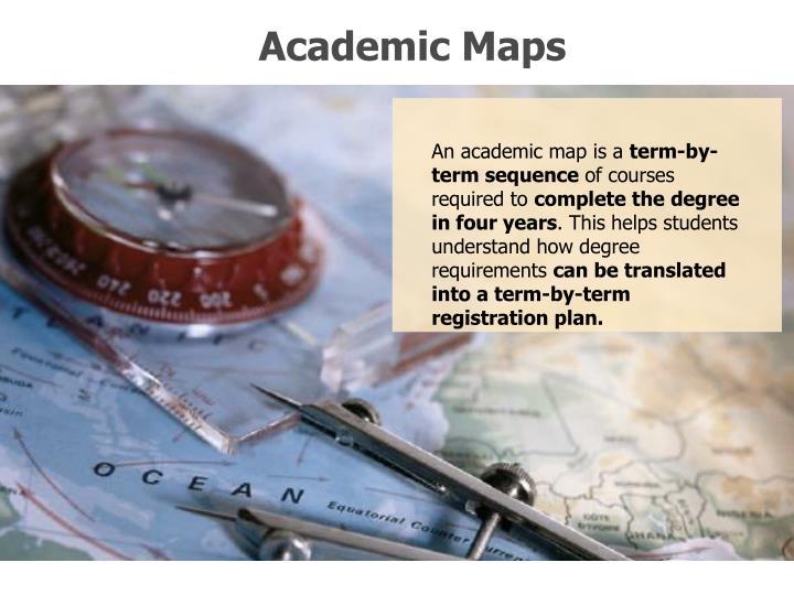 Academic Maps