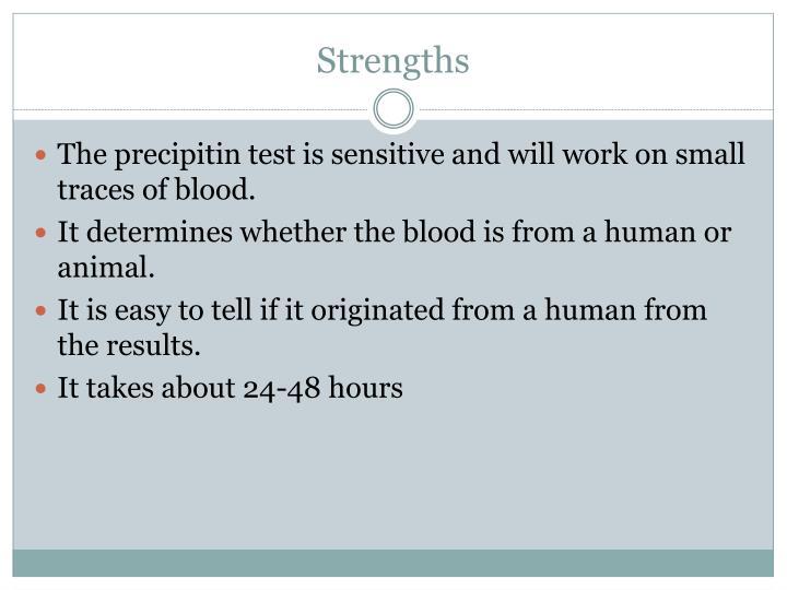 ppt precipitin test powerpoint presentation id 5629959
