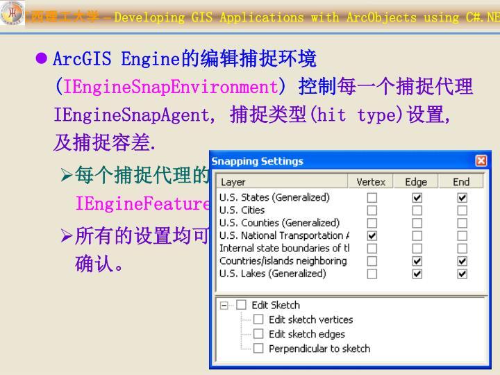 ArcGIS Engine