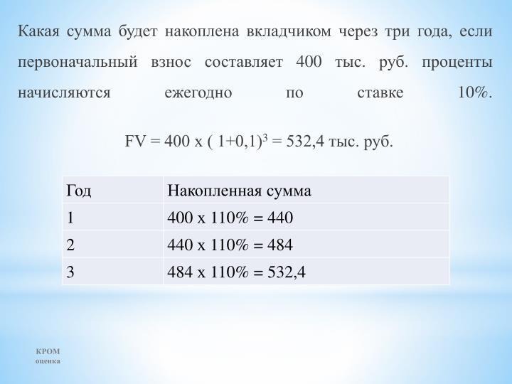 ,     400 . .      10%.