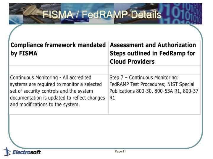 FISMA /
