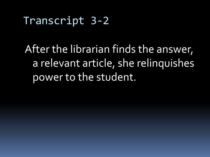 Transcript 3-2