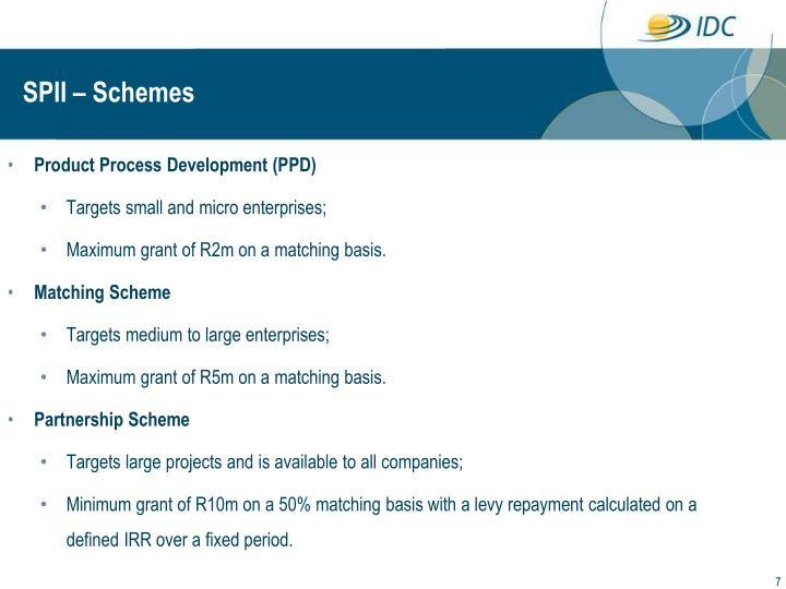 Product Process Development (PPD)