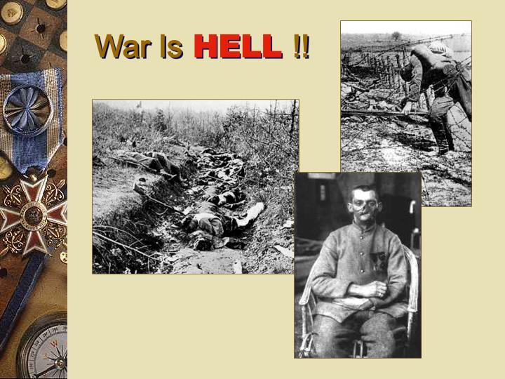 War Is