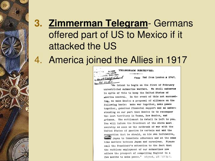 Zimmerman Telegram