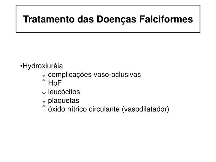 Tratamento das Doenças Falciformes