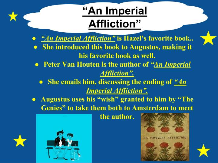 """An Imperial Affliction"""