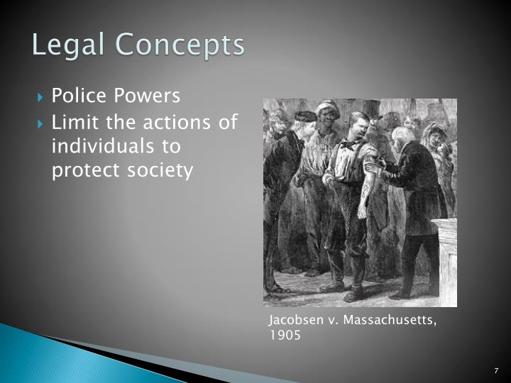 Legal Concepts